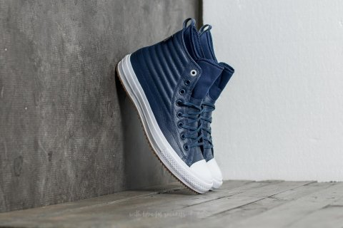 Converse Chuck Taylor All Star Waterproof Boot Hi Midnight Navy/ Wolf Grey
