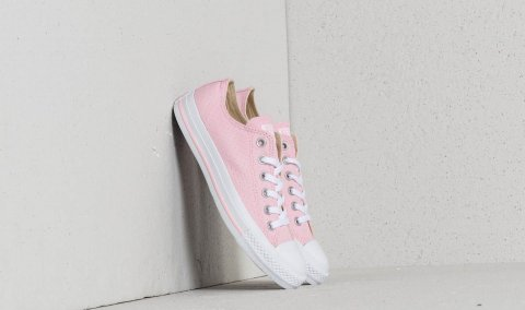 Converse Chuck Taylor All Star Ox Cherry Blossom/ White/ White
