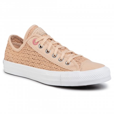 Tenisky CONVERSE - Ctas Ox 567657C  Shimmer/Madder Pink/White (40)