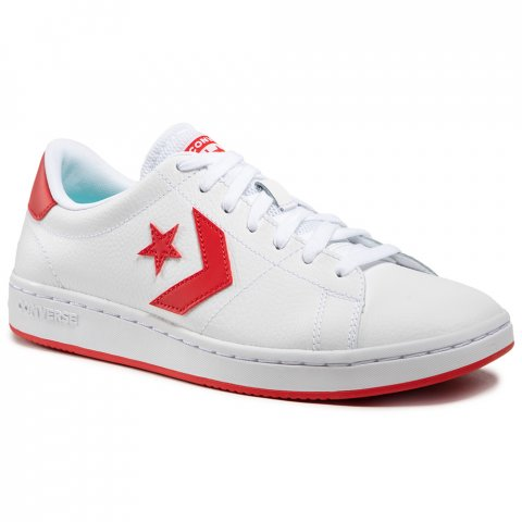 Sneakersy CONVERSE - All Court Ox 170251C White/University Red (44)