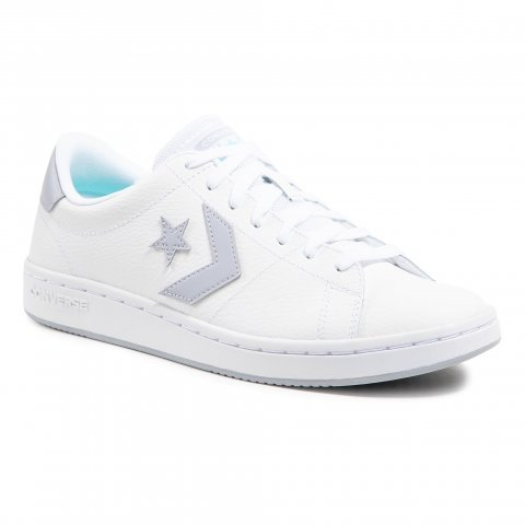Sneakersy CONVERSE - All Court Ox 170252C  White/Gravel/Beached Cyan (41)
